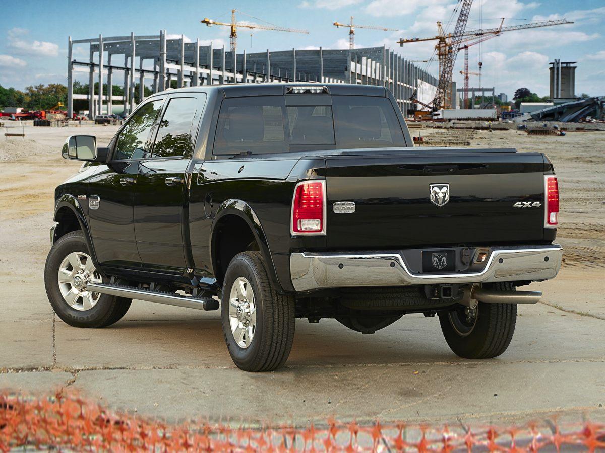 2014 Dodge Ram 2500 Tradesman 4D Crew Cab