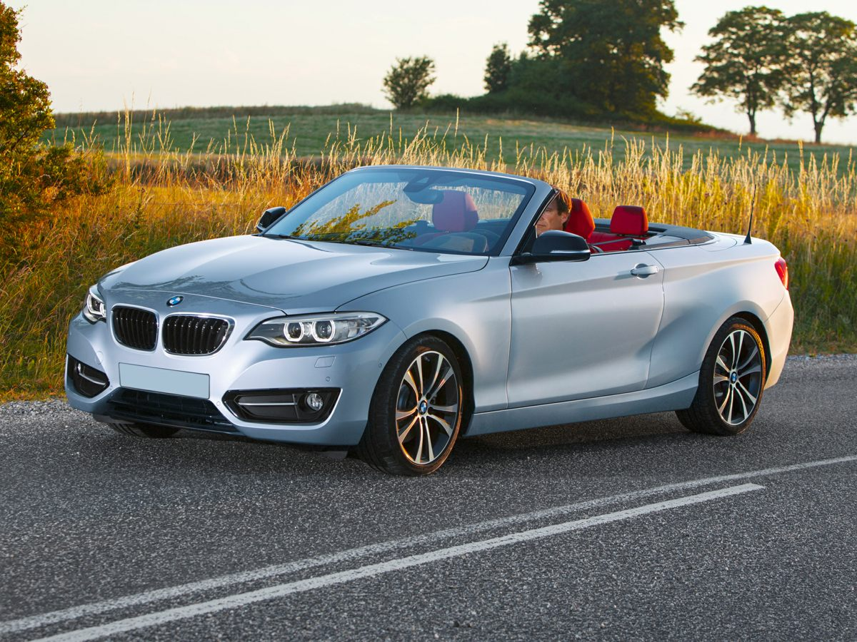 Pre Owned 2017 Bmw 2 Series 228i