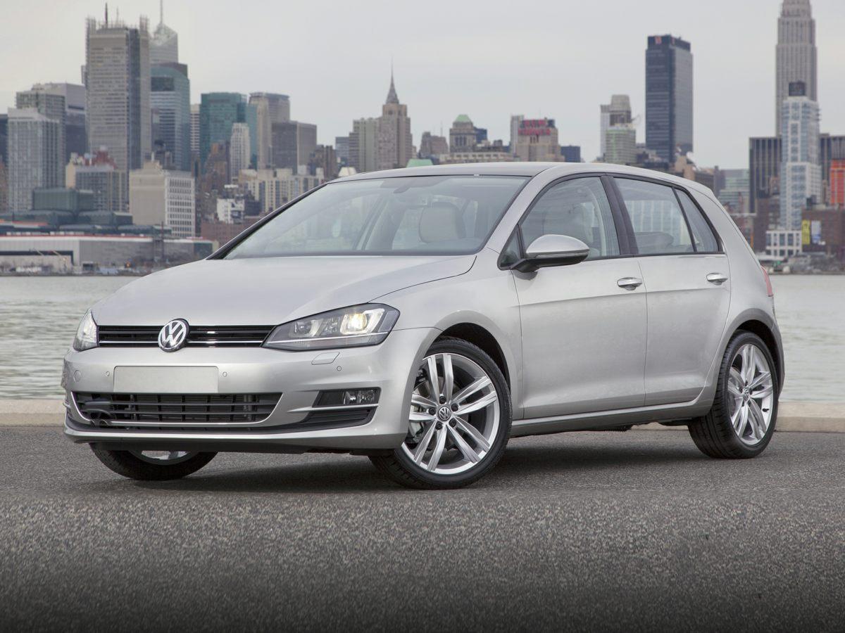 2015 Volkswagen Golf TSI S 4-Door