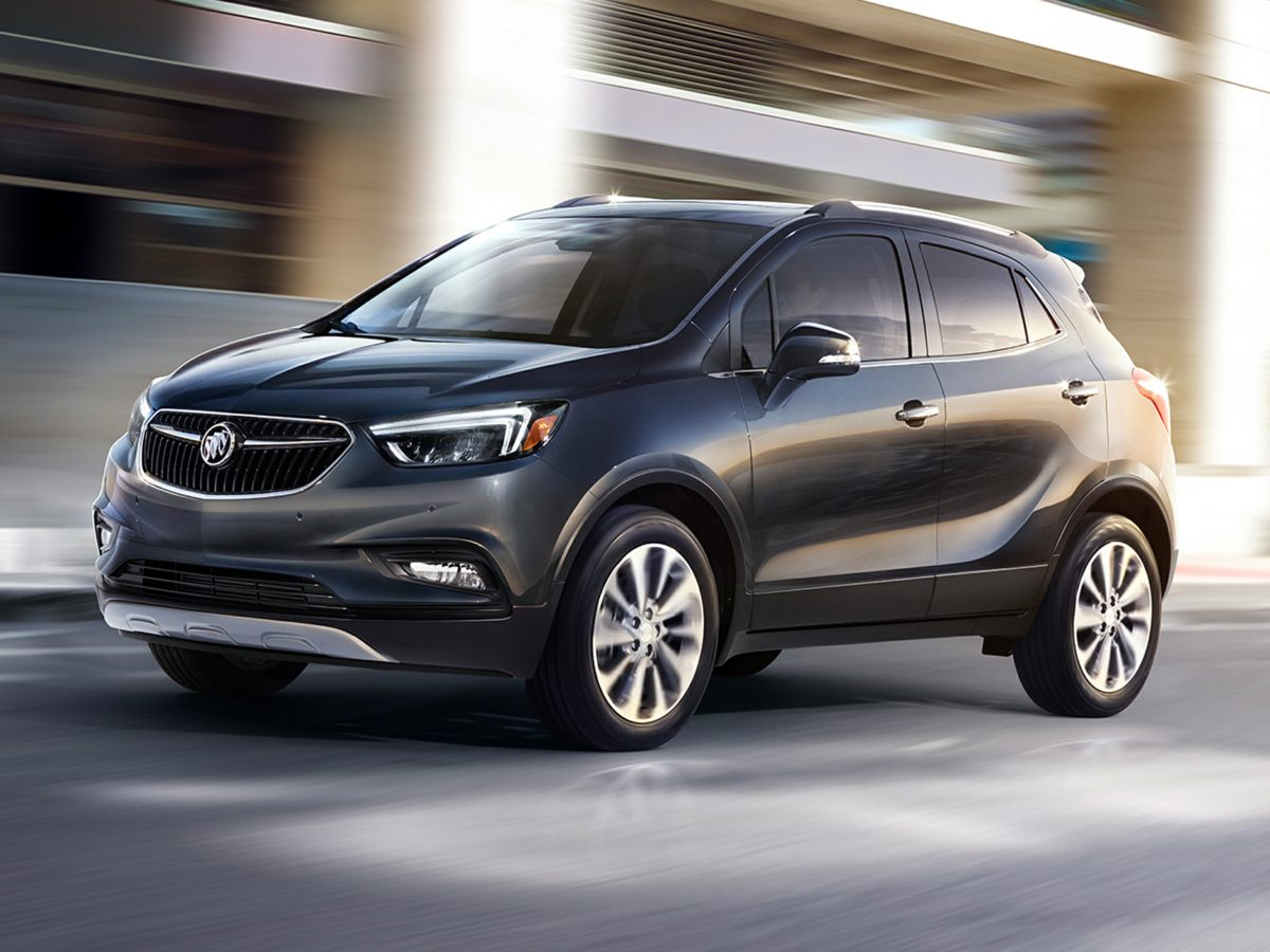2018 Buick Encore Preferred II images