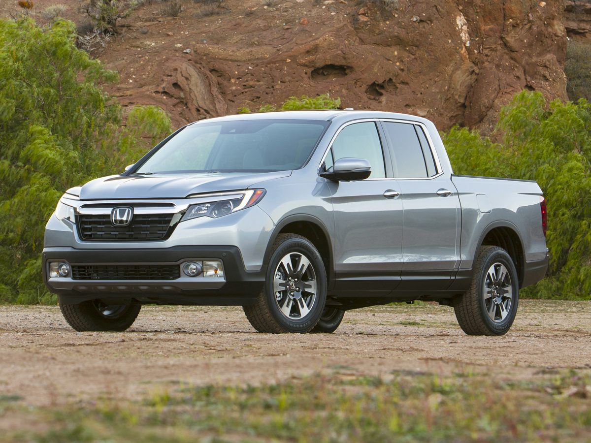 2019 Honda Ridgeline RTL-T photo