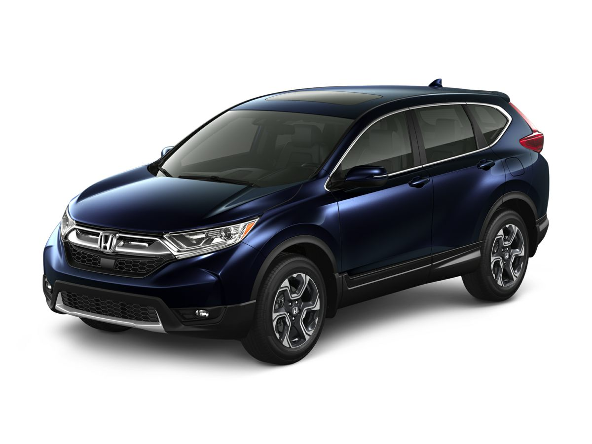 New 2018 Honda CR-V EX-L Basque Red Pearl Ii / Gry Lth