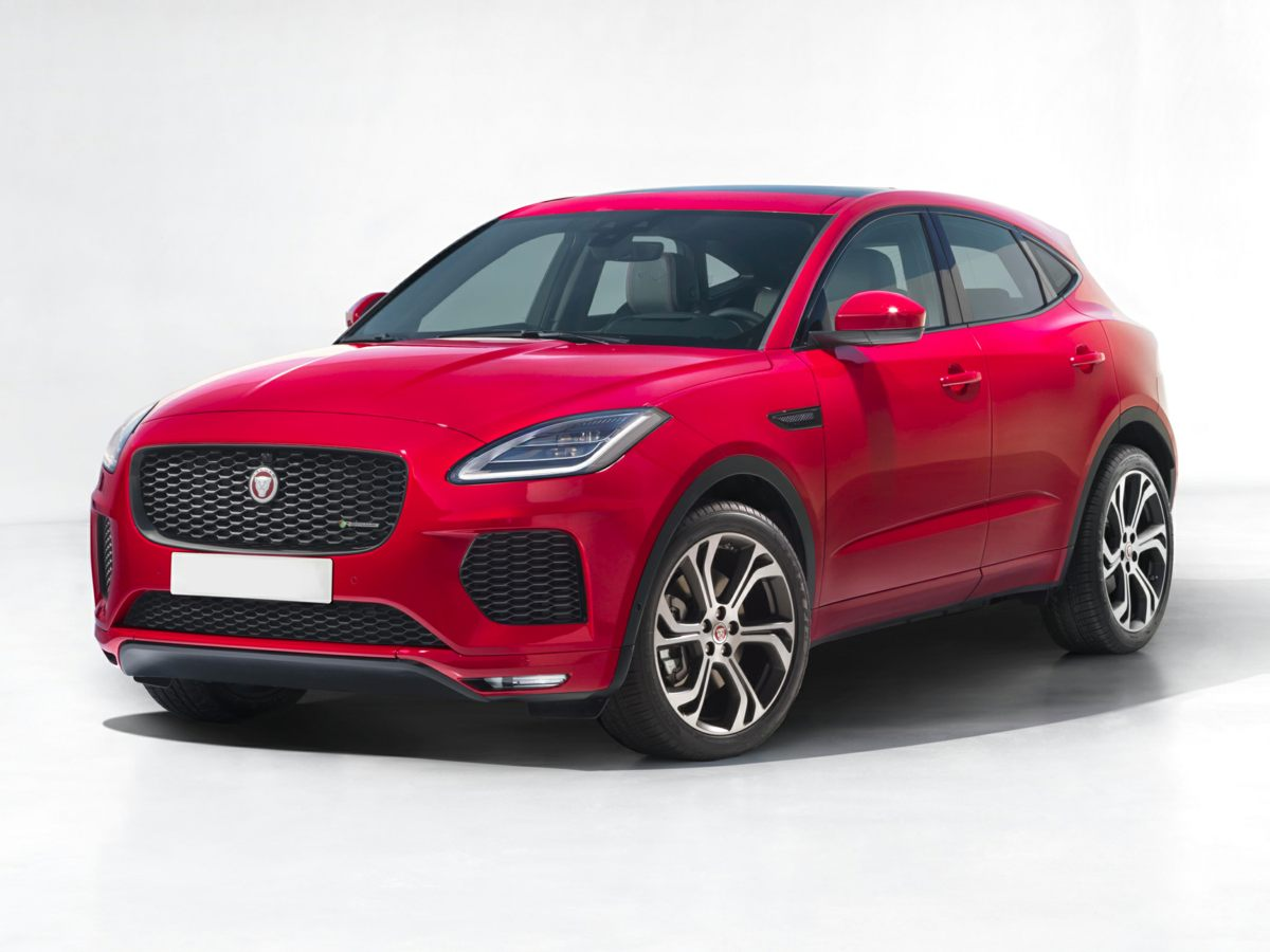 2018 Jaguar E-Pace S photo