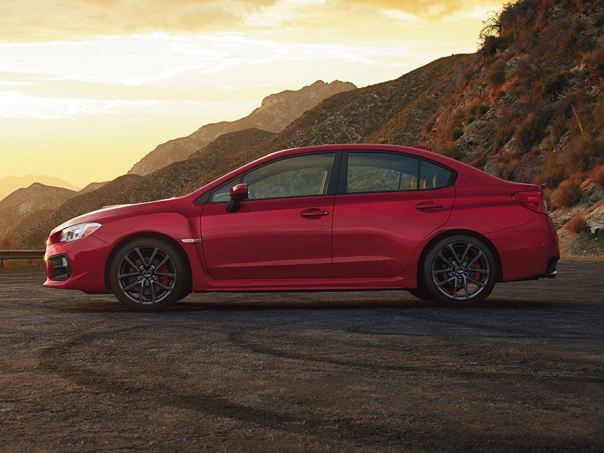 2019 Subaru WRX Premium photo