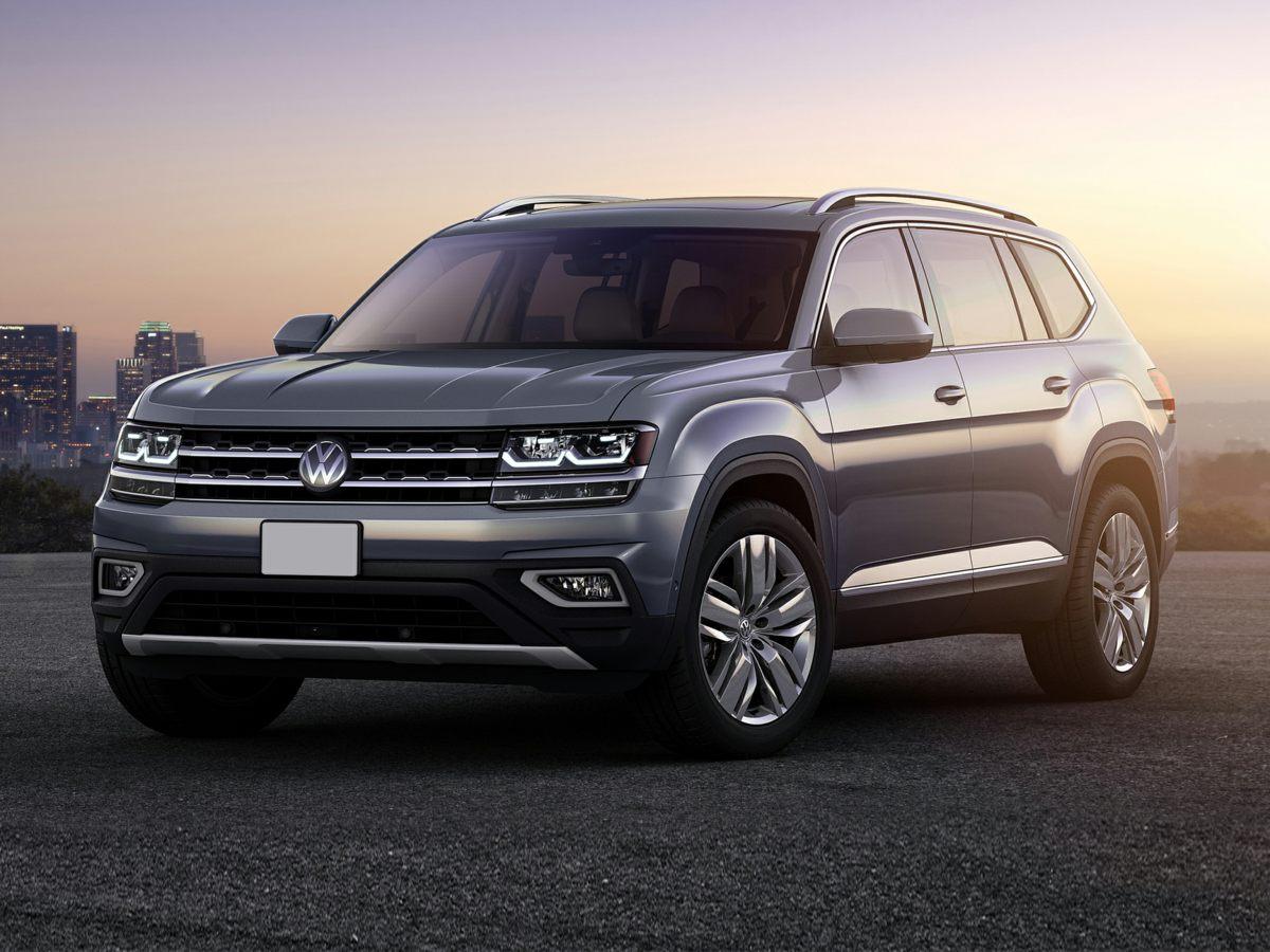 2018 Volkswagen Atlas SE photo