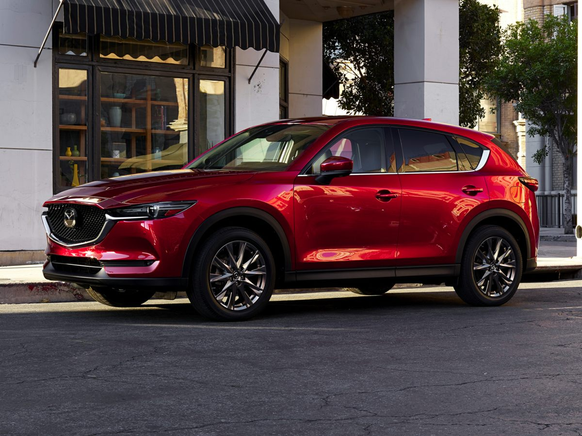 2021 Mazda CX-5 Touring images