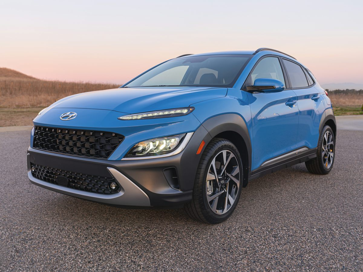 Dick Hannah Dealerships - 2022 Hyundai Kona Limited For Sale in Vancouver, WA