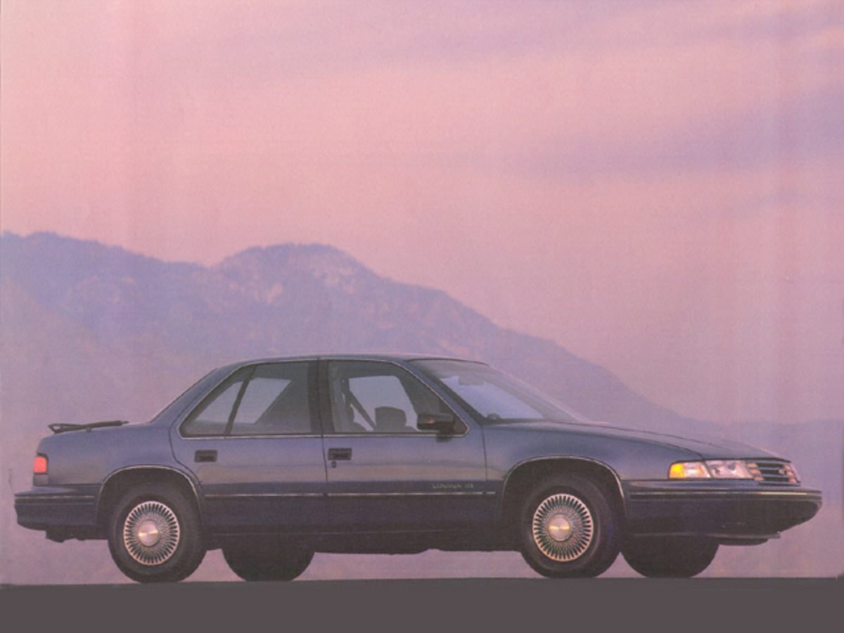 1993 Chevrolet Lumina Base