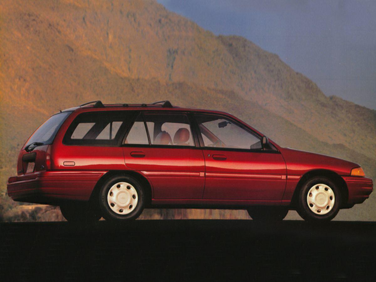 1994 Ford Escort LX