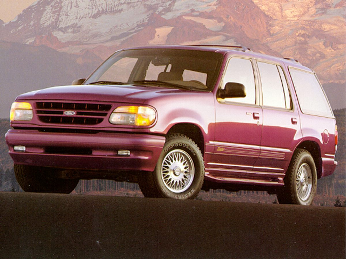 1995 Ford Explorer Limited photo