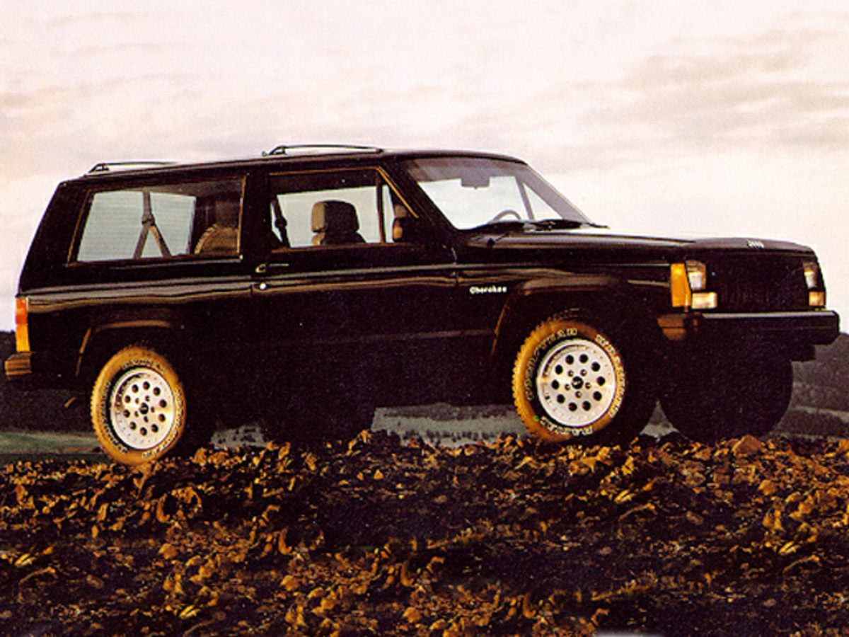 nuevo 1995 Jeep Cherokee Sport