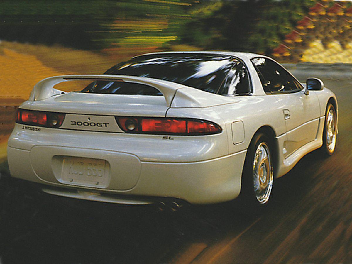 1998 Mitsubishi 3000GT SL