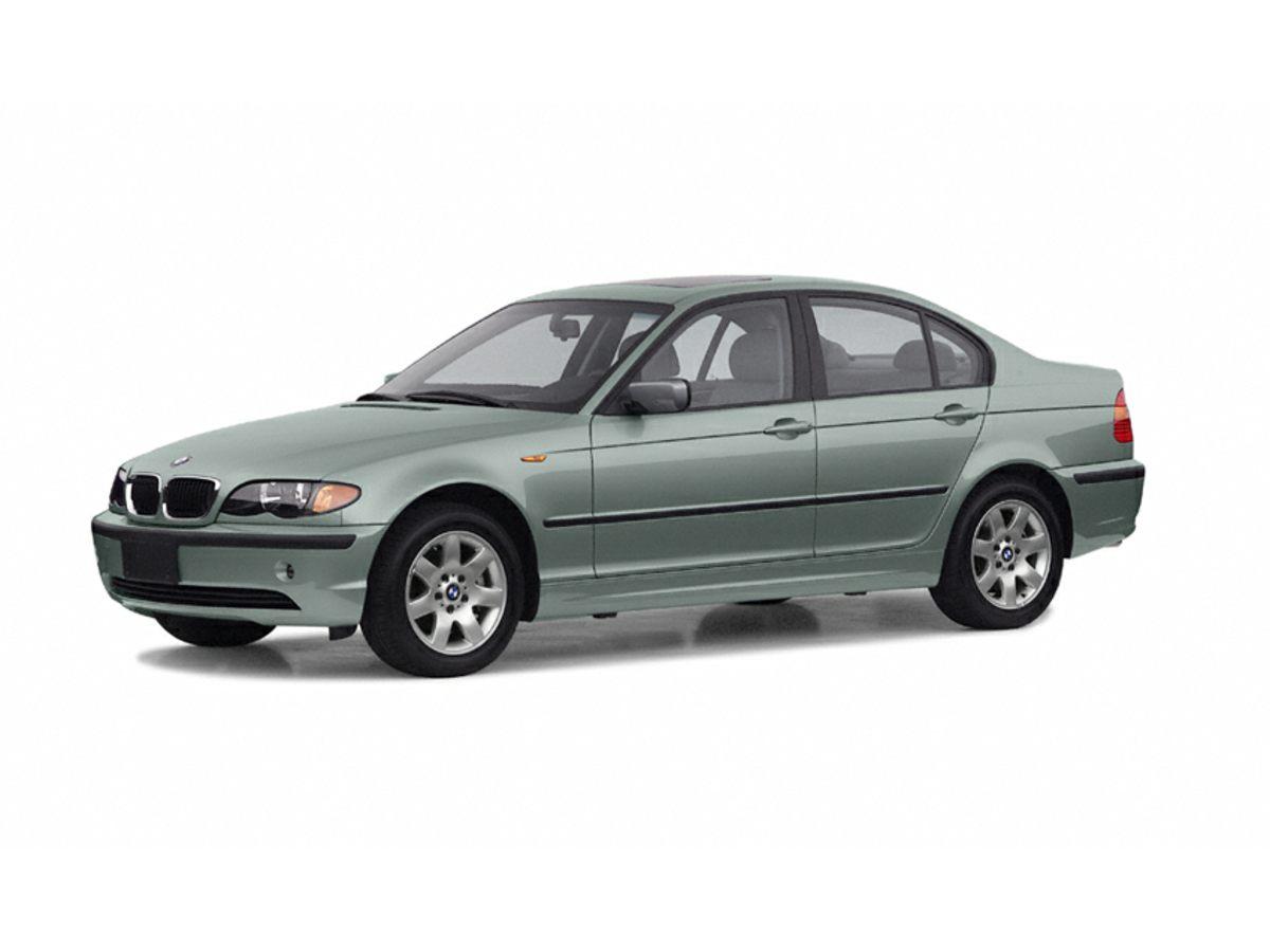 2002 BMW 3 Series 4dr Car