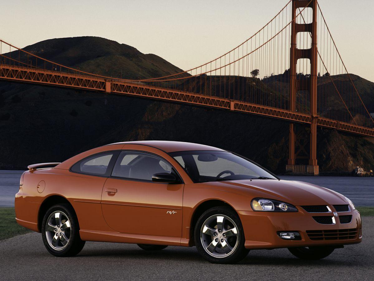 2003 Dodge Stratus SXT images