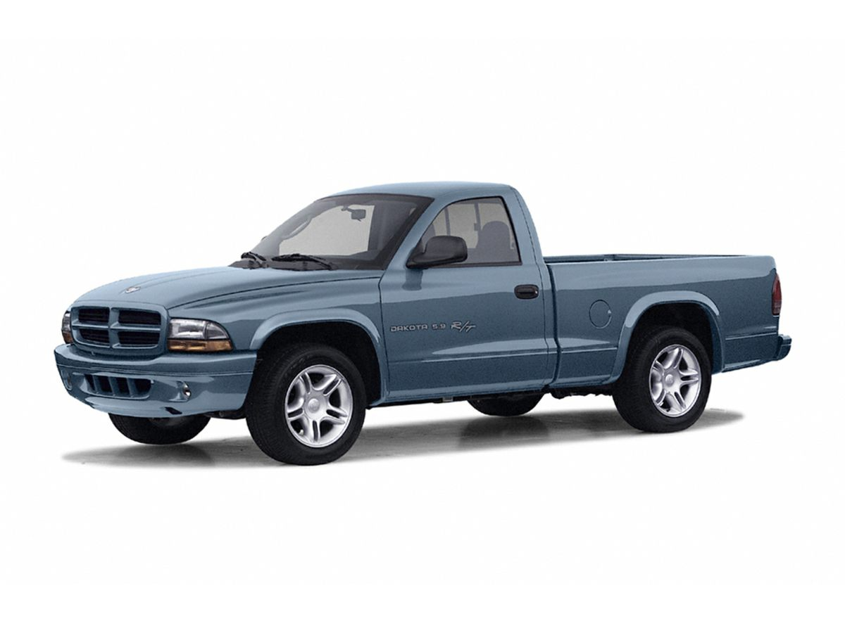 2004 Dodge Dakota Short Bed