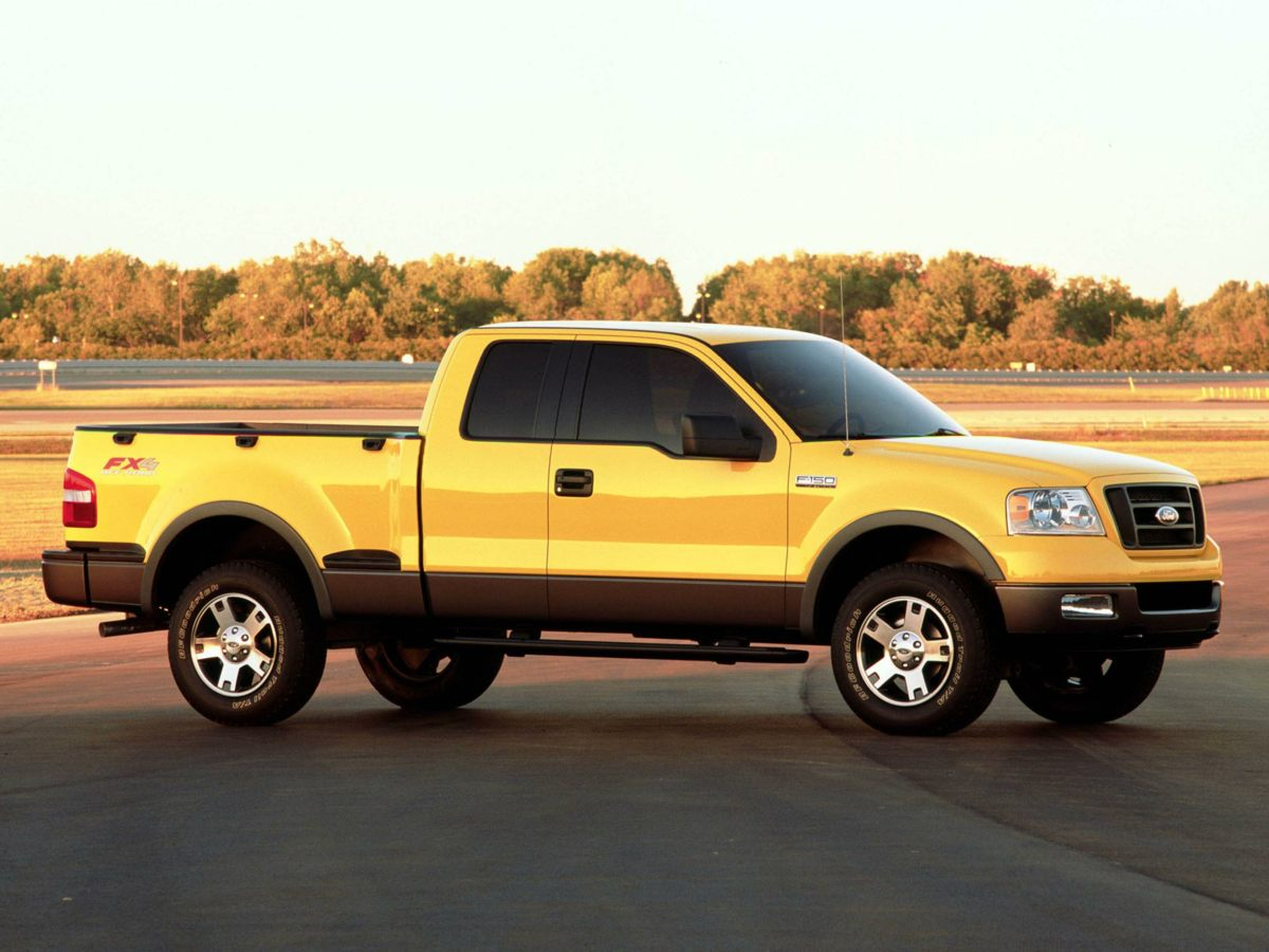 2006 Ford F-150 XLT photo