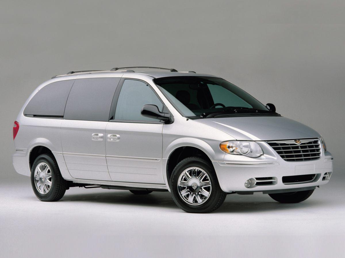 2007 Chrysler Town & Country Mini-van, Passenger