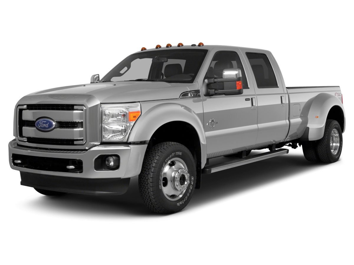 2013 Ford F-350SD King Ranch 4D Crew Cab
