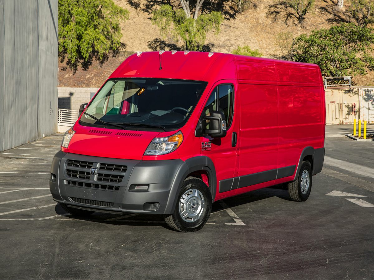 2017 Ram Promaster 2500 159 High Roof Cargo Van