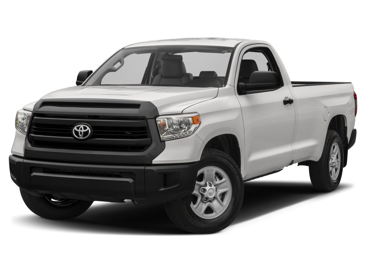 2016 Toyota Tundra Standard Bed