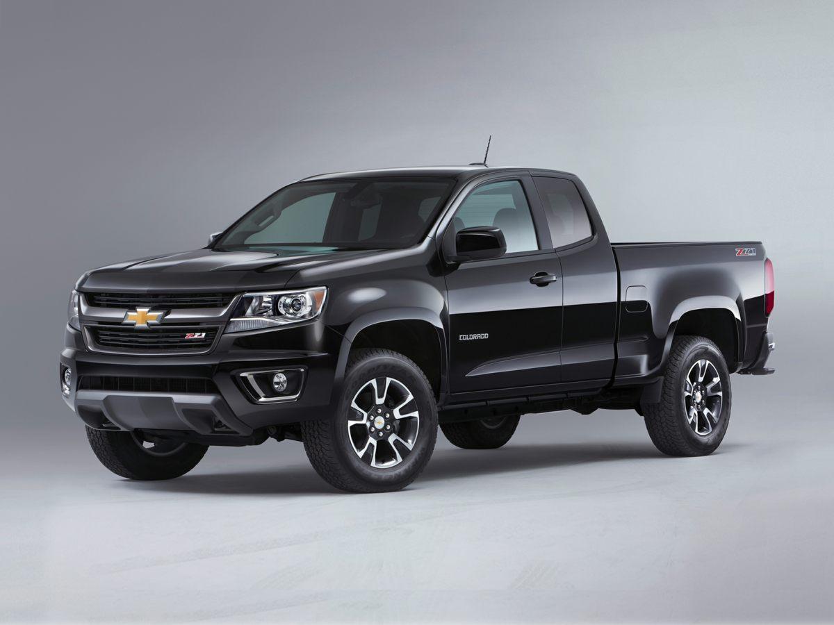2016 Chevrolet Colorado LT photo