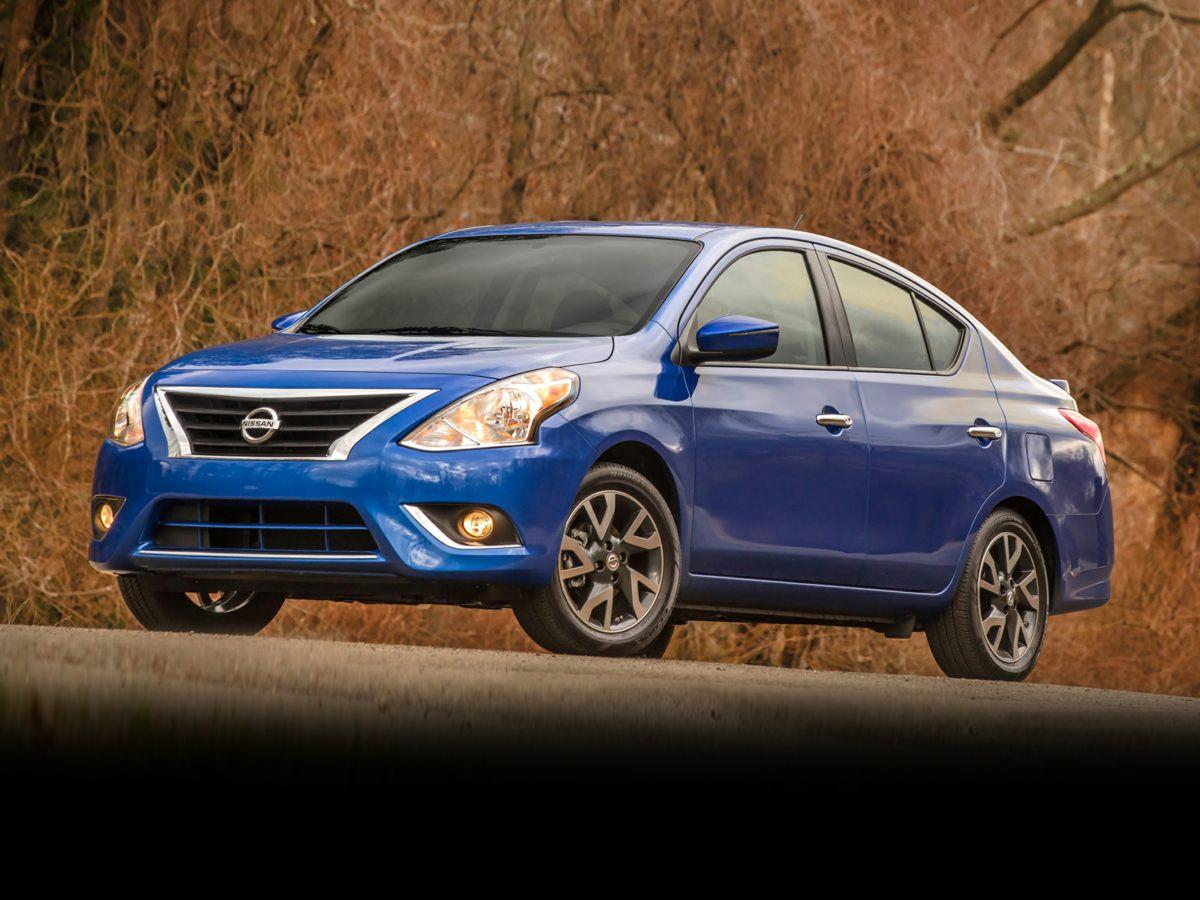 2018 Nissan Versa 1.6 S photo