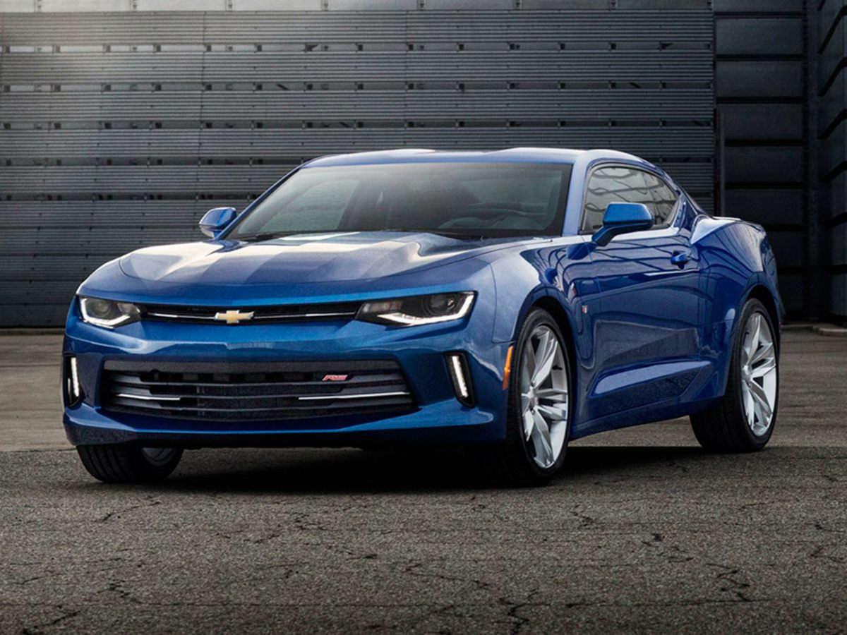 2018 Chevrolet Camaro 1LT photo