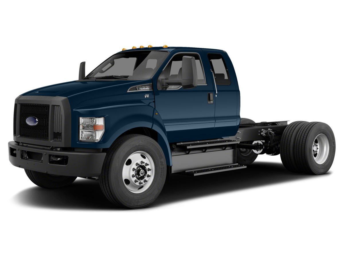 2021 Ford F-650SD Regular Cab Chassis-Cab