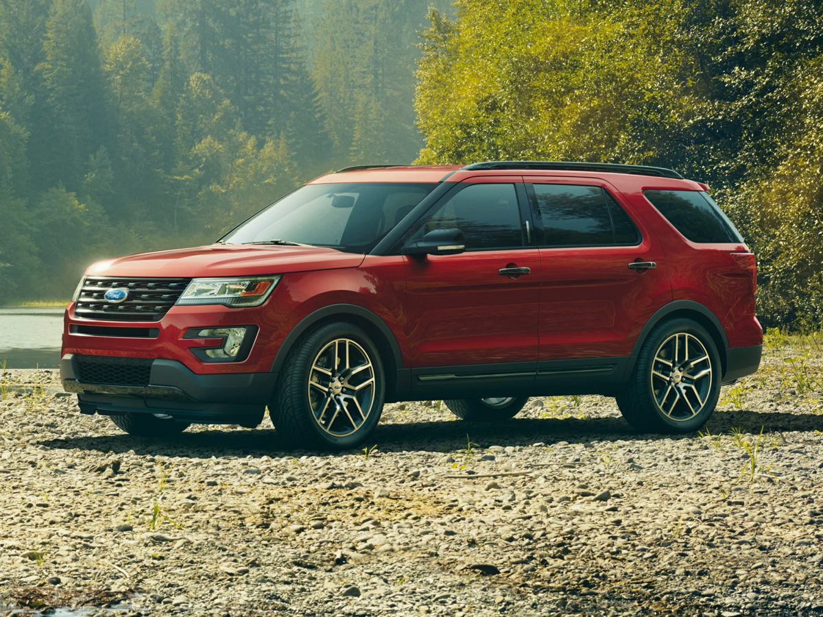 2017 Ford Explorer XLT photo