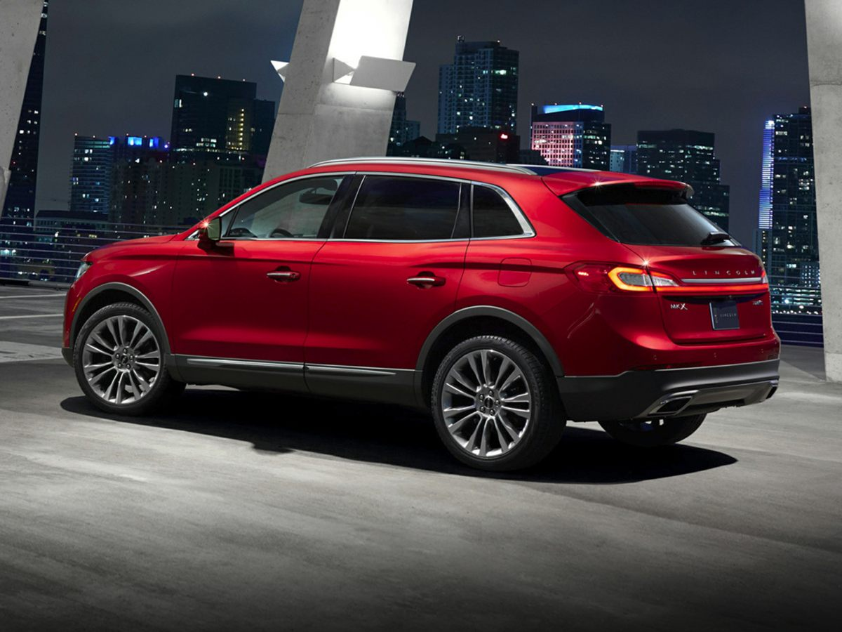 2018 Lincoln MKX Reserve images