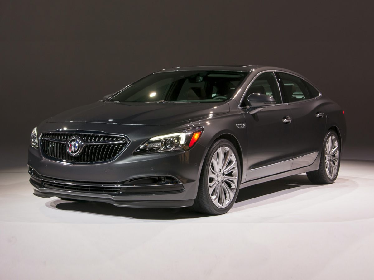 2018 Buick LaCrosse  for sale VIN: 1G4ZP5SZ1JU124599