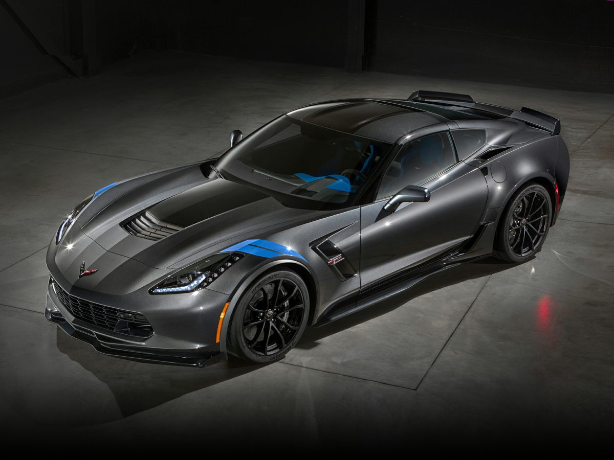 2019 Chevrolet Corvette Grand Sport photo