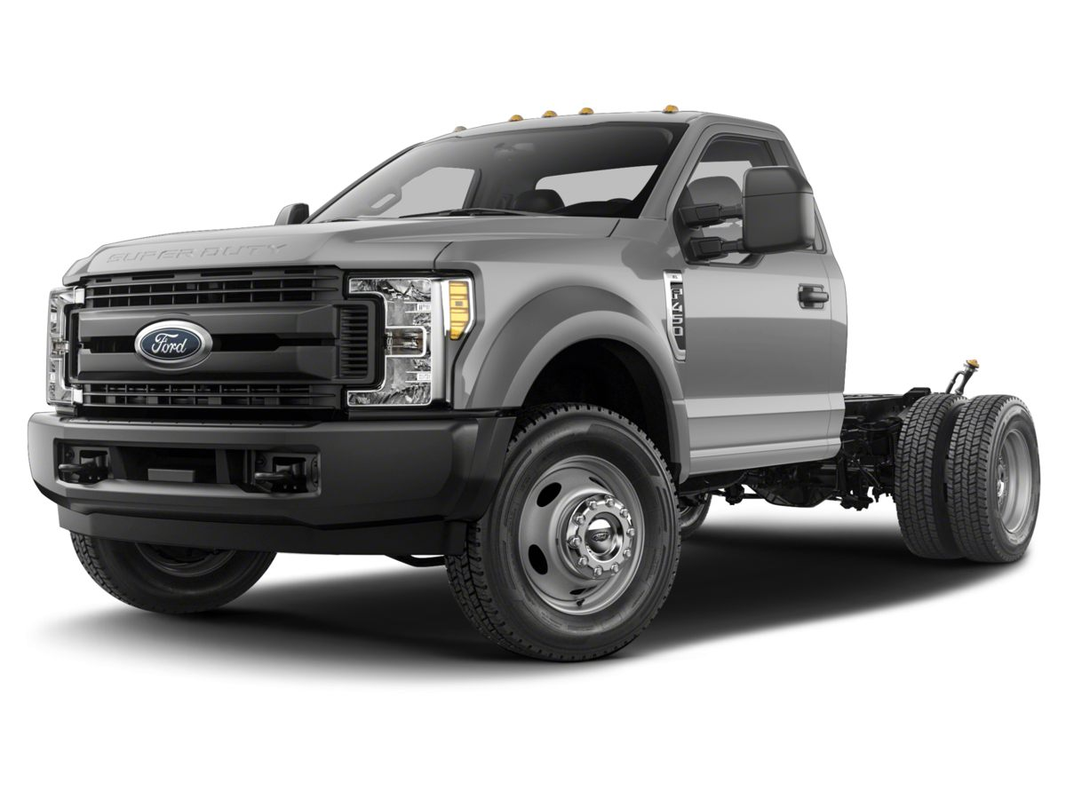 2019 Ford F-450SD XL photo