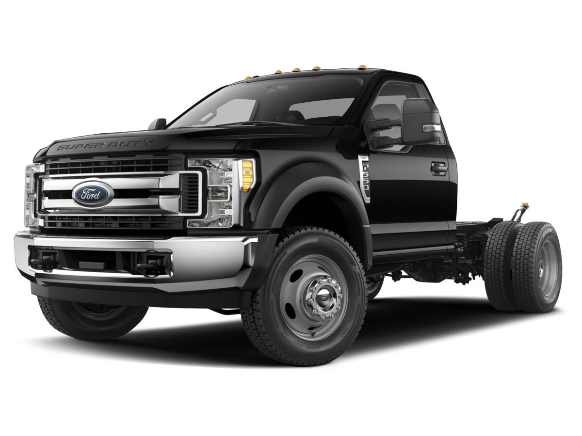 2020 Ford F-550SD Regular Cab Chassis-Cab