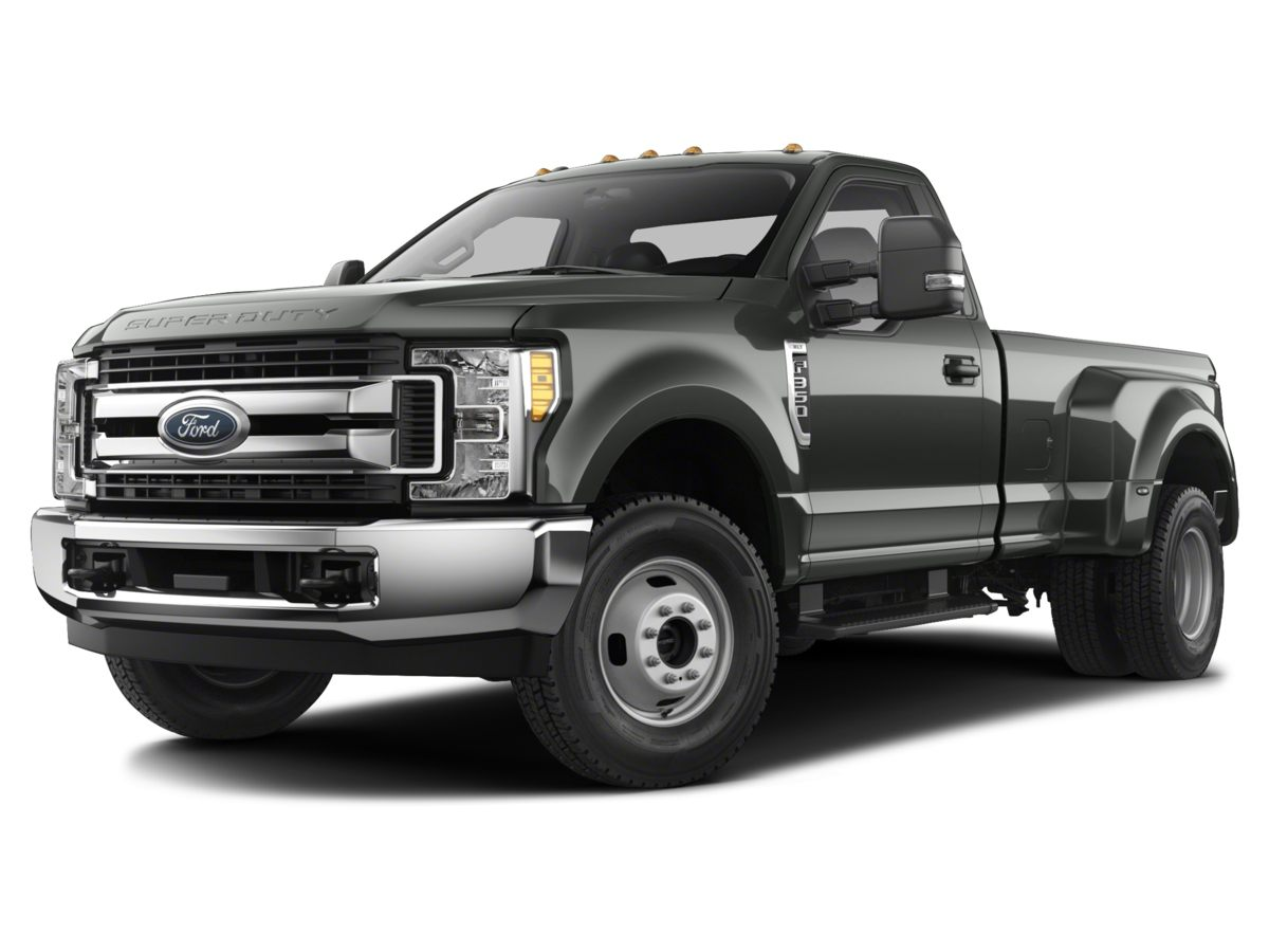 2019 Ford F-350SD Long Bed