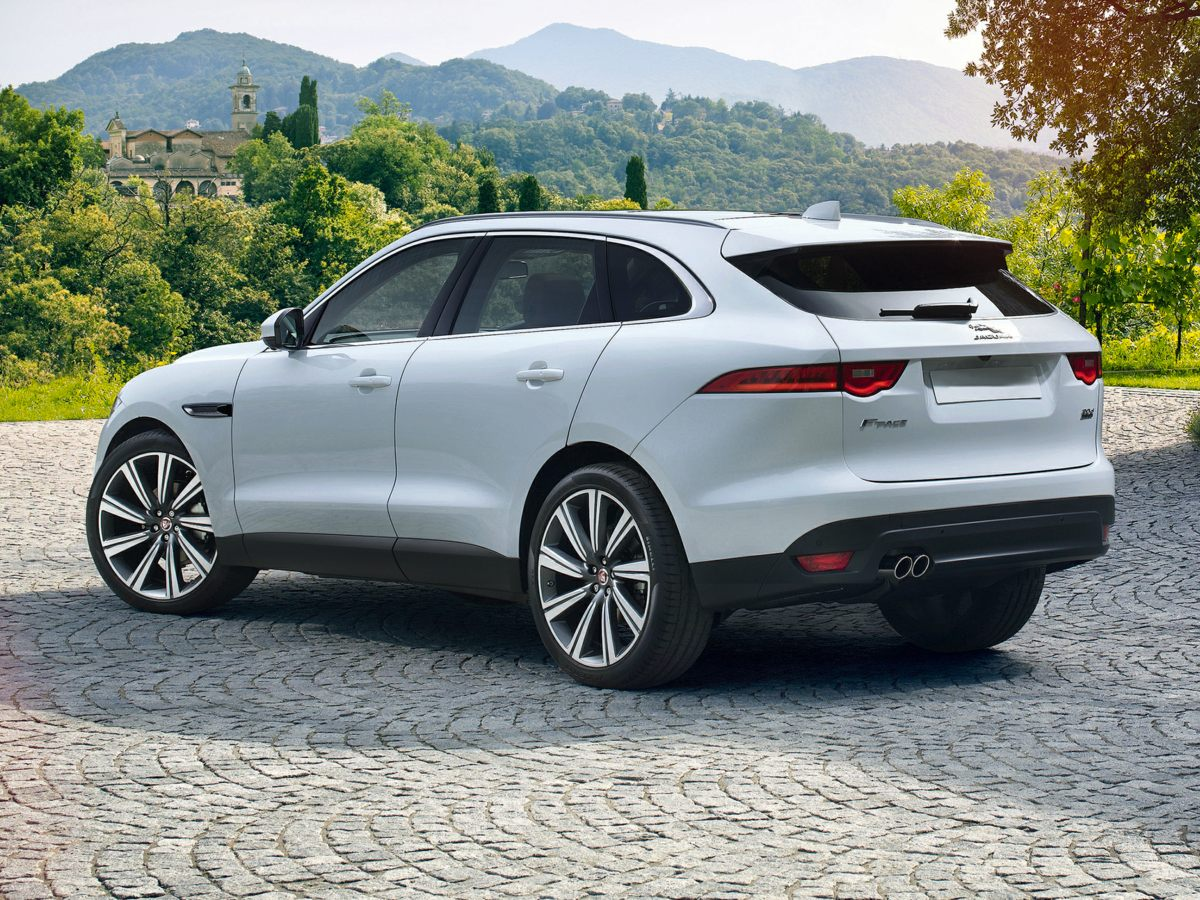 2020 Jaguar F-Pace 25t Premium photo