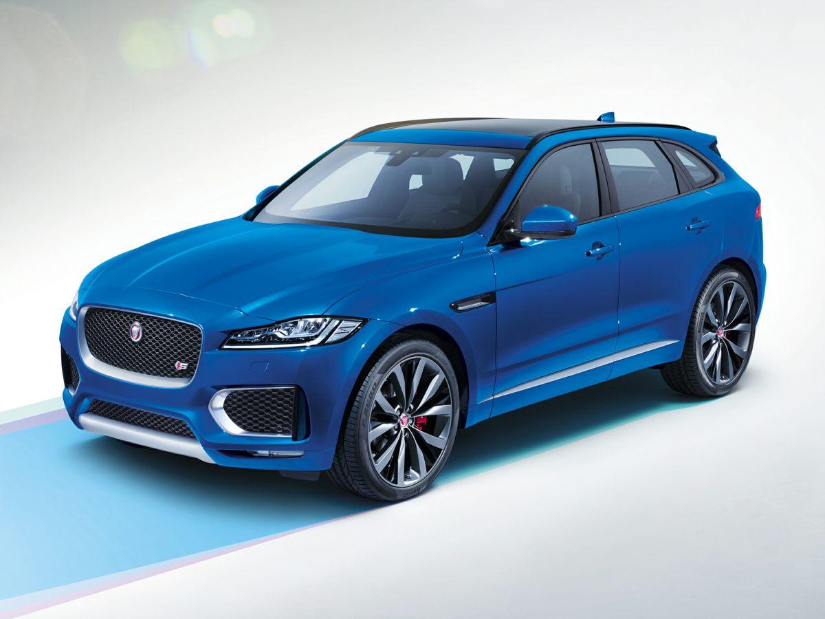 2019 Jaguar F-Pace S photo