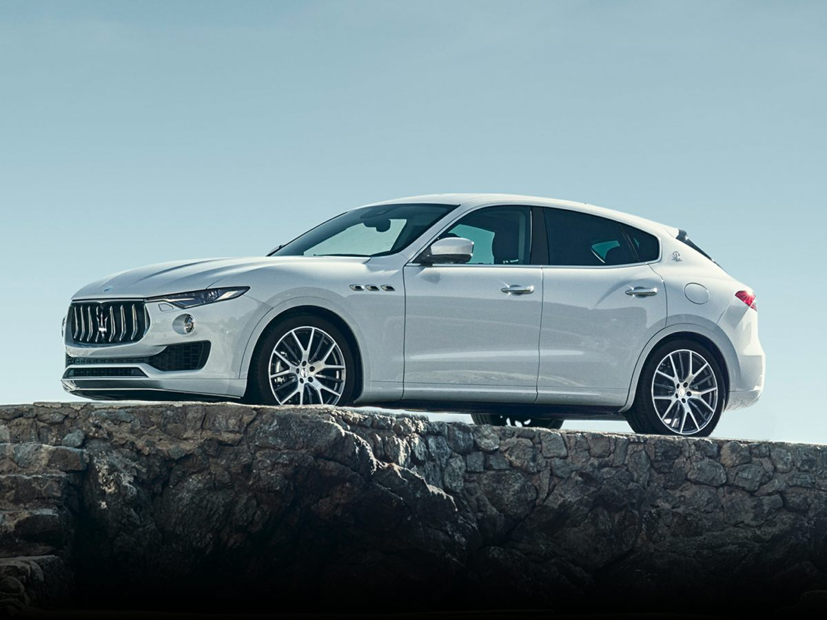 Used Maserati Levante Huntington Ny