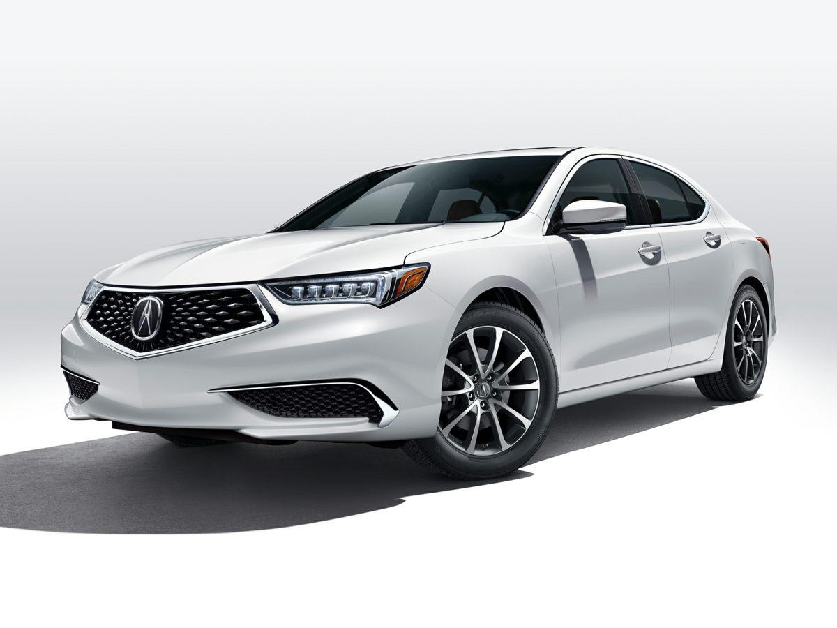 2018 Acura TLX 3.5L V6