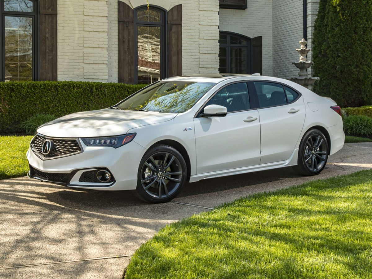 2019 Acura TLX 3.5L Technology Pkg w/A-Spec P