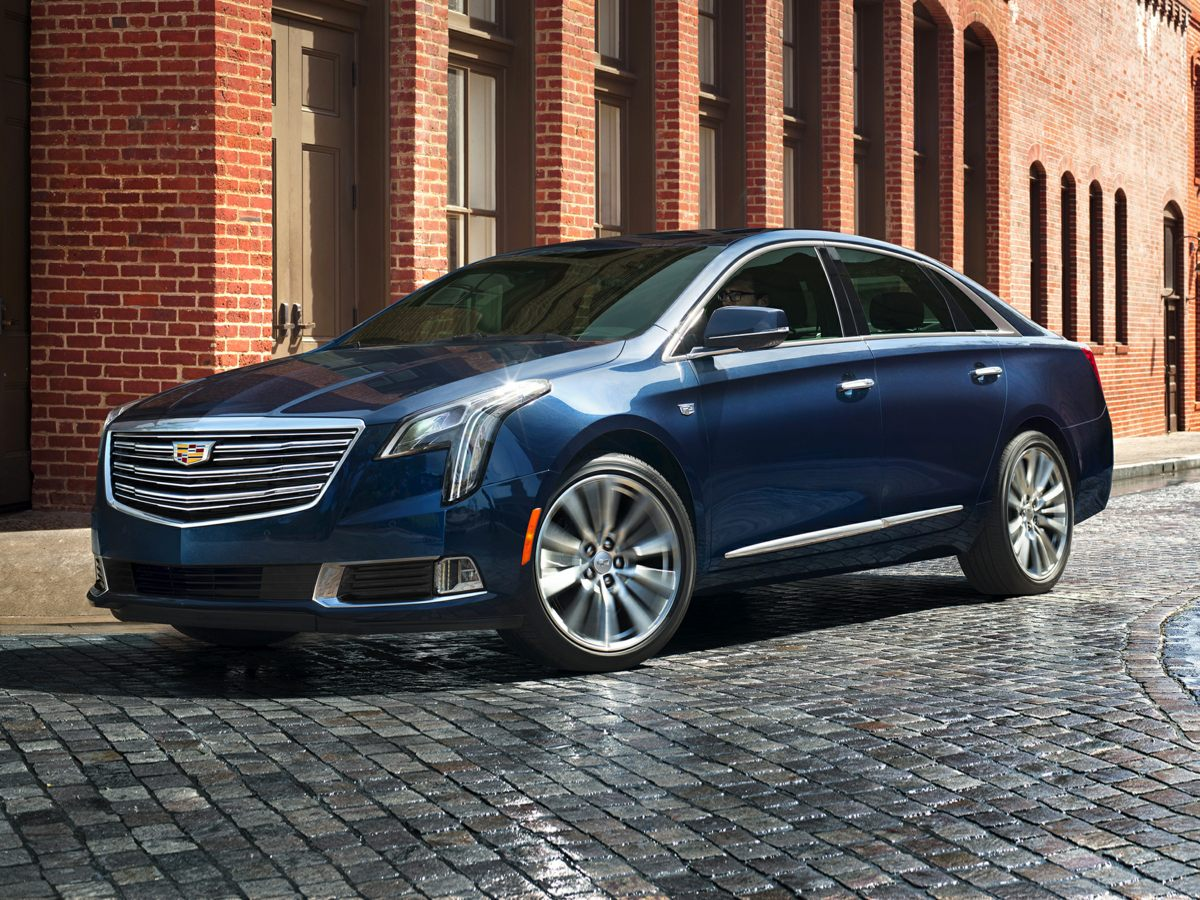 2018 Cadillac XTS W20 Livery Package photo