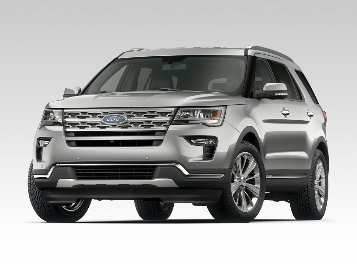 2018 Ford Explorer photo