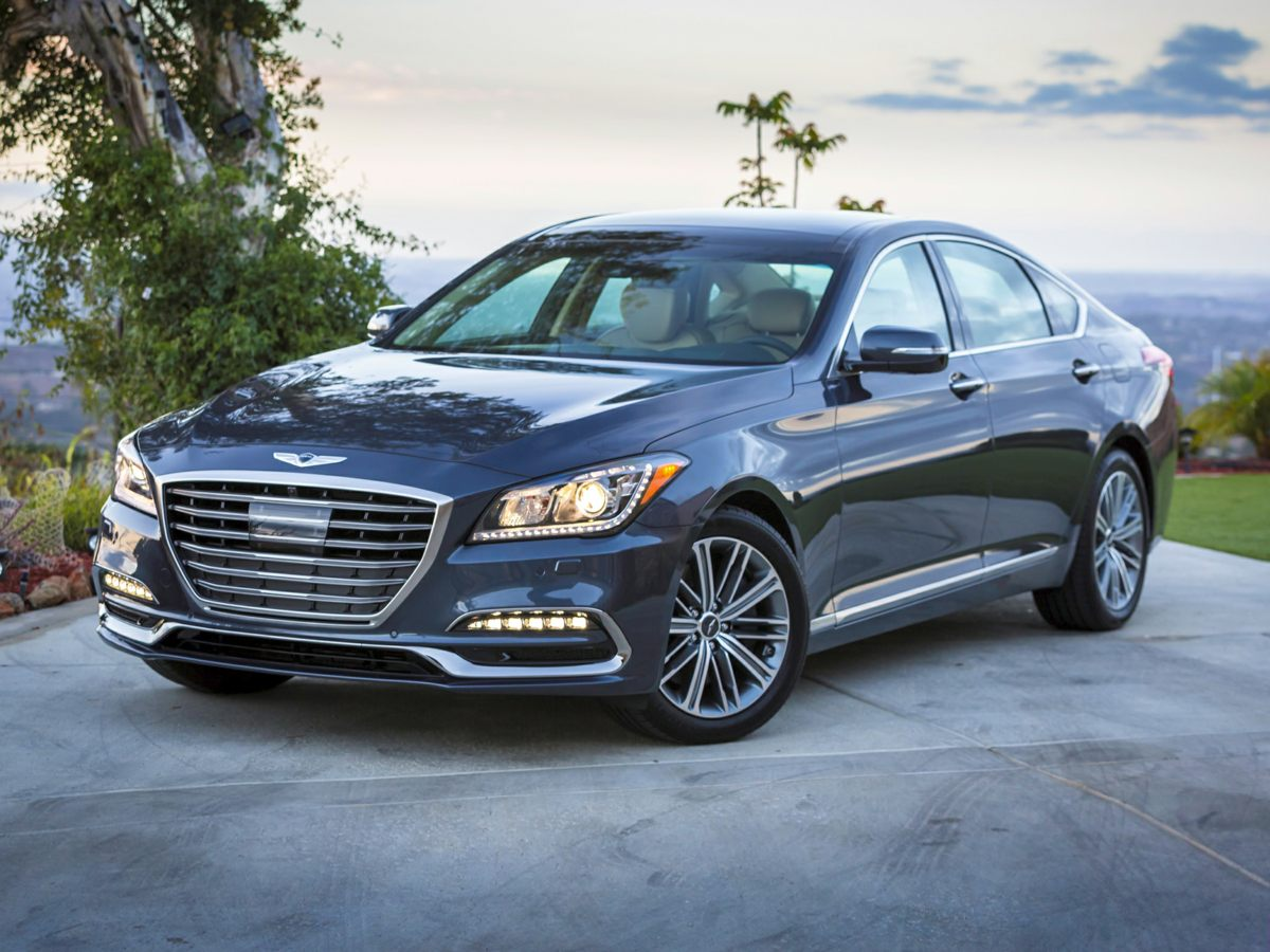 Used Genesis G80 West Palm Beach