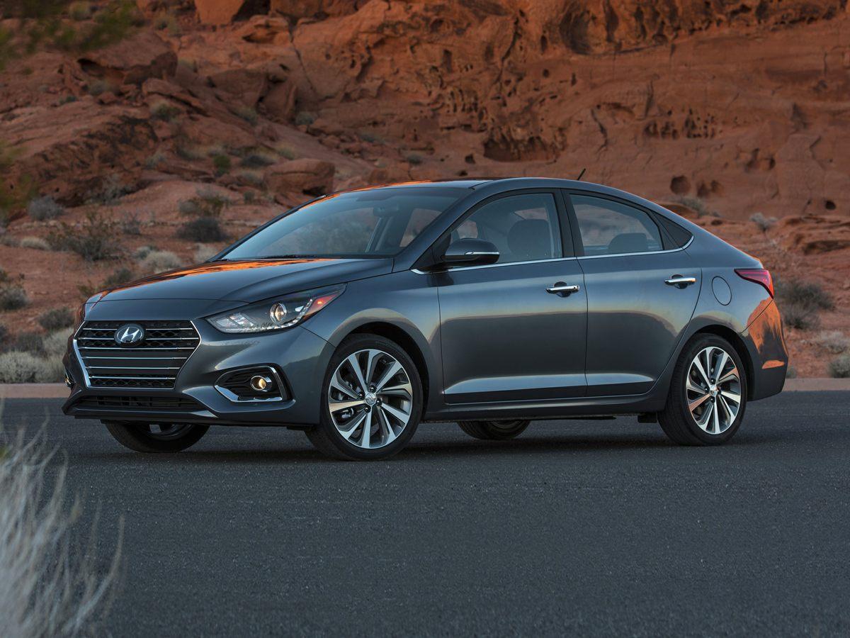 2021 Hyundai Accent SE photo