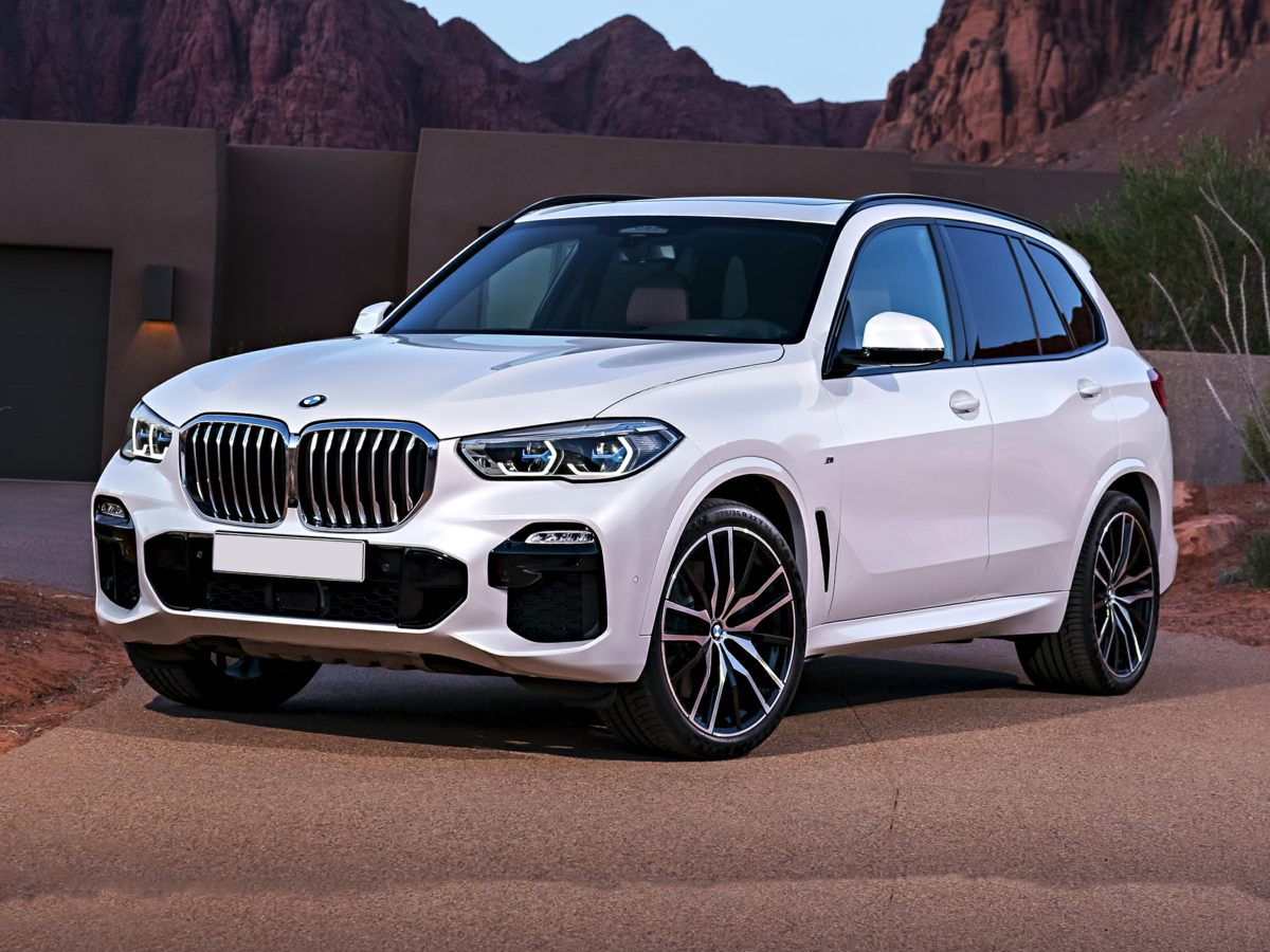 2021 BMW X5 sDrive40i photo