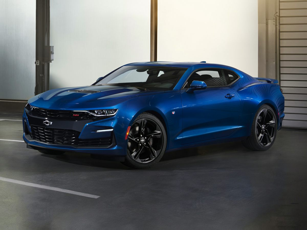 2020 Chevrolet Camaro 2dr Car