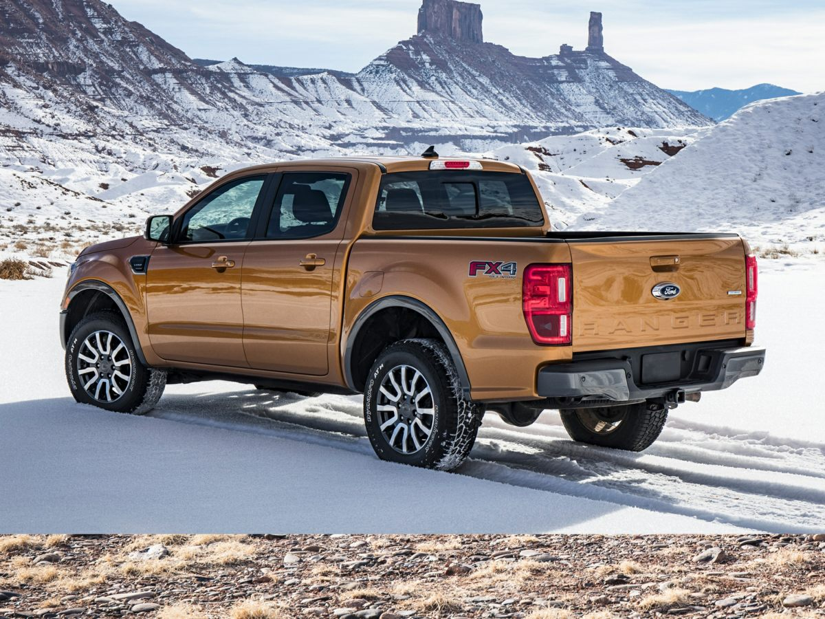 2021 Ford Ranger Standard Bed