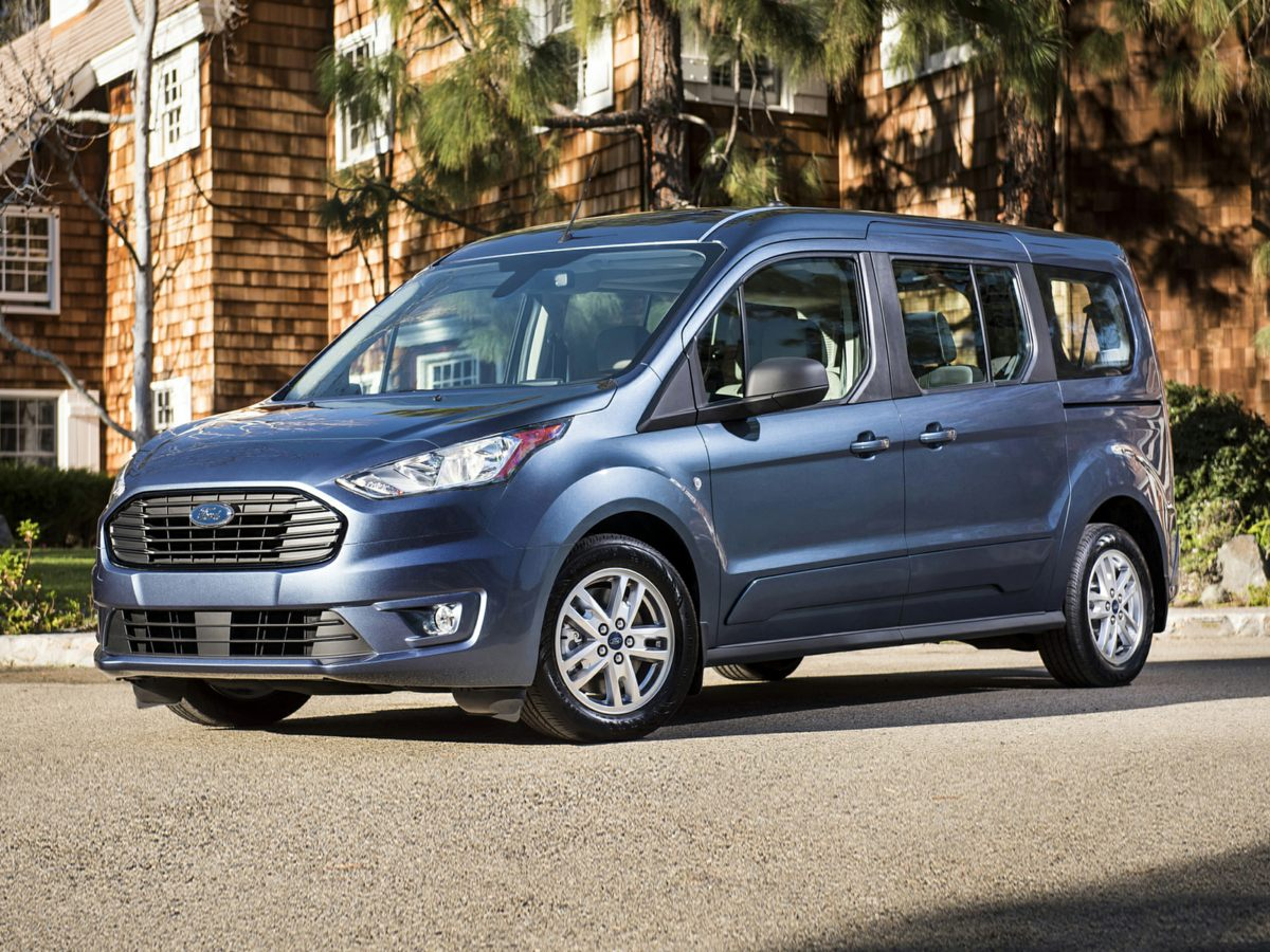 2021 Ford Transit Connect Mini-van, Cargo