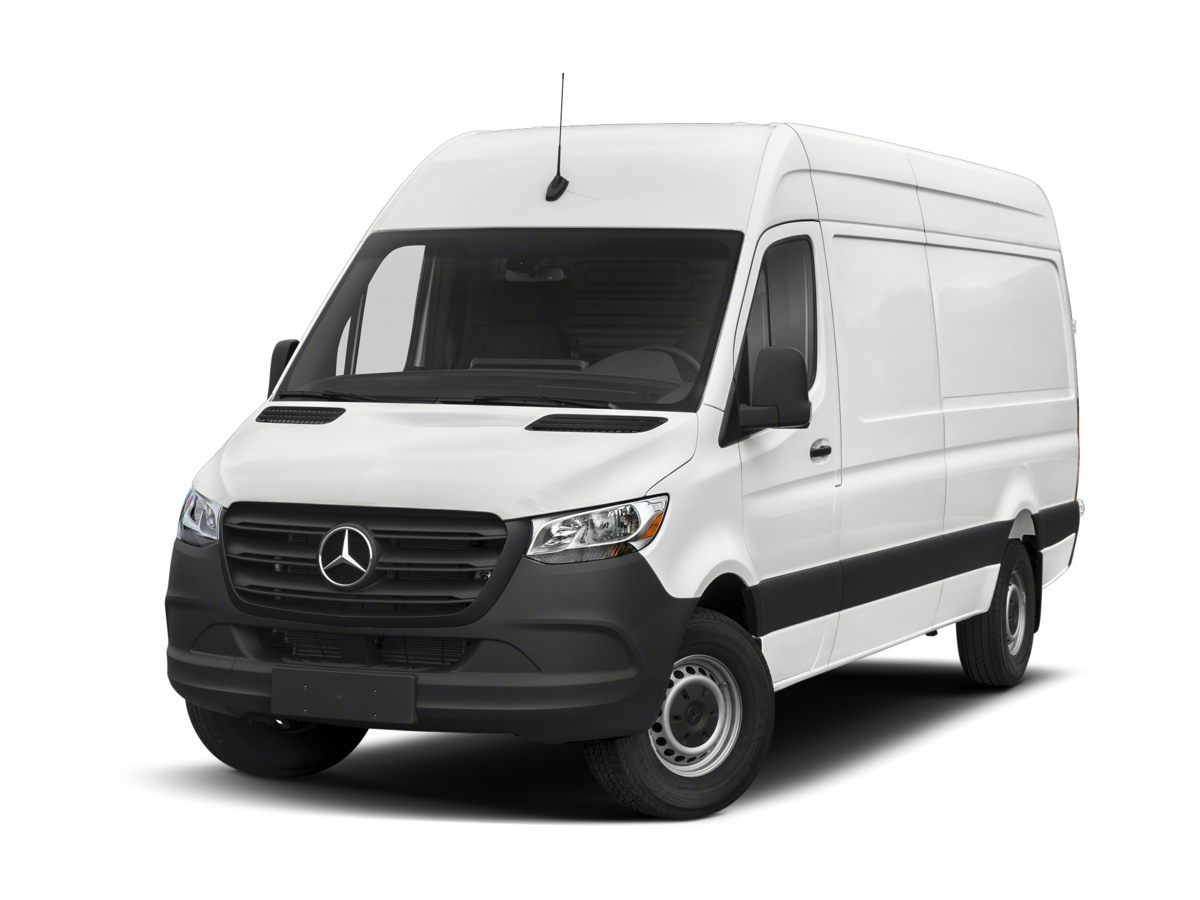 2020 Mercedes-Benz Sprinter 2500 Cargo 170 WB photo