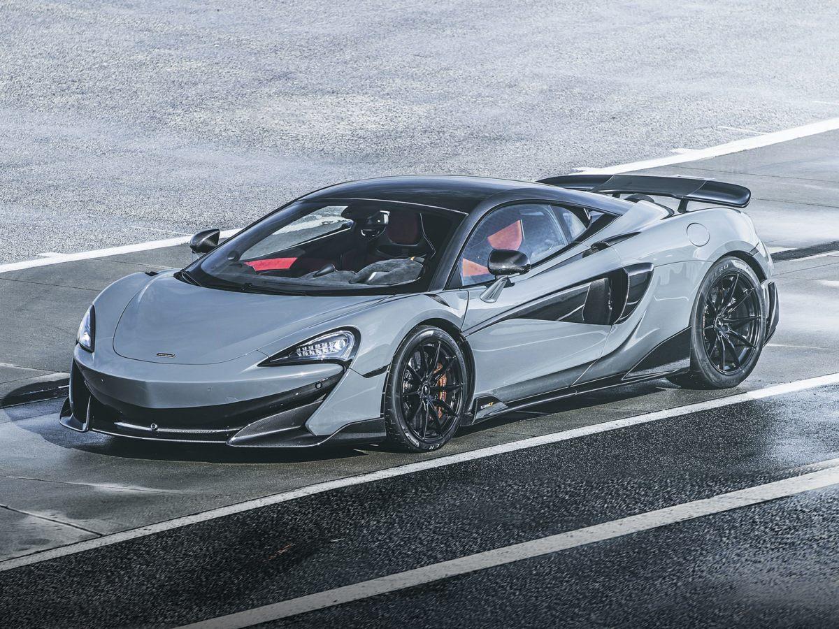 2019 McLaren